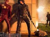 crossover Arrow/The Flash/Legends Tomorrow dévoile images