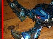 Test Cozmo mini robot d'Anki lors l'Apérobot Bordeaux