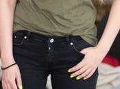 Basic outfit kaki