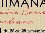 terroir corse l'honneur avec Settimana Bordeaux