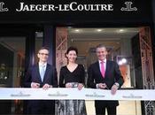 Jaeger-LeCoultre: inauguration première boutique Japon