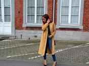 Comment porter long manteau quand petite?