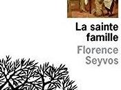 sainte famille Florence Seyvos