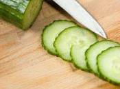 Manger concombres pour perdre poids