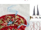 nouvelles décorations Noël coudre