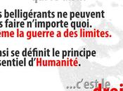 principe d'Humanité Même guerre limites