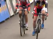 IJsboerke Ladies Trophy Scheldecross Victoire Cant!