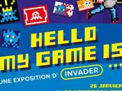 [EXPOSITION] Hello game Invader