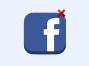 veux supprimer définitivement compte Facebook