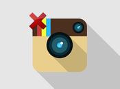Supprimer définitivement compte Instagram