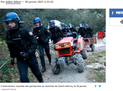 #PesteBrune, c'est aussi violence d'Etat #Roya #Herrou