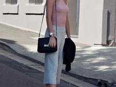 #212 tenue jupe culotte