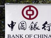 Compte banque Chine