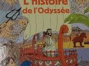 Histoire l'Odyssée Stéphanie Ledu Stéphane Frattini