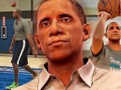 Quand Barack Obama fait apparition dans NBA2K17