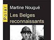 belges reconnaissants Martine Nougué