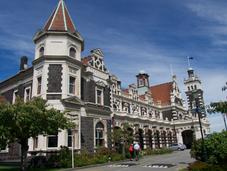 Dunedin l'Edimbourg Nouvelle-Zélande