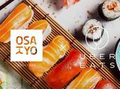 Osakyo sushis bons Bordeaux