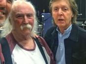 Quand Paul McCartney fait surprise David Crosby
