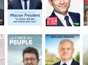 Communication Fracture? Regard Candidats Elections Présidentielles Françaises