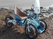 Mobile Dream, véhicule hybride pour personnes handicapées