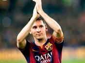 Messi s'affiche avec maillot