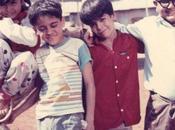Photos jeunesse d'Imraan Khan