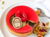 Tarte Griotte Pistache Claire Heitzler, Maison Ladurée