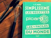 """livre cuisine """"Simplissime recettes Picard"""""""
