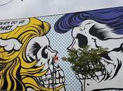 Balade Streetart Bushwick, Brooklyn meilleurs artistes monde sont dans