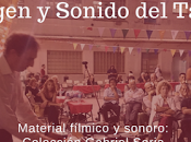 Conférence tango cinéma avec Gabriel Soria CETBA l'affiche]