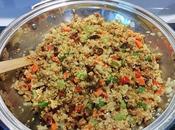 Quinoa Mexicain meilleur j'ai fait)