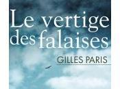vertige falaises Gilles Paris