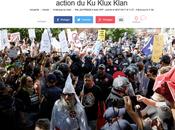 JOIE #KKK ridiculisé #Charlottesville, Virginie #antifa