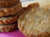Biscuits apéritifs noix-comté