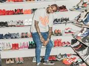 Chris Brown dévoile immense collection sneakers