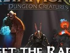 MetaMorph Dungeon Creatures présente Lapine