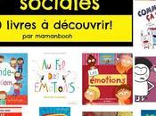 Habiletés sociales: livres pour aider!