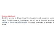 racisme envers enfants musulmans Chalon-sur Saône