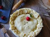 Tourte cerise {Cherry Pie}