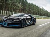 km/h: Bugatti Chiron s'offre record monde