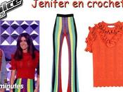 tenue jenifer pour battles voice kids