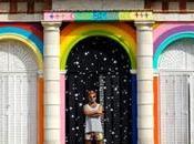 street artists relookent château français abandonné