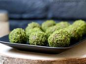 Energy balls bliss matcha