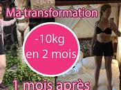 Bilan perte poids 10kg mois après