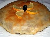 Pastilla poulet amandes