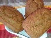 Petits cakes pommes-chataignes