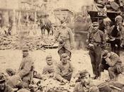 Commune Paris plus ancienne photo Croix-Rouge opération