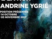 EXPOSITION SANDRINE YGRIÉ l'Espace Saint-Ravy