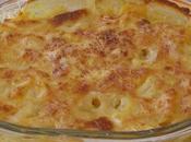 Gratin léger courge/pommes terre